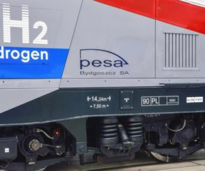 L'idrogeno diventa realtà sui locomotori da manovra